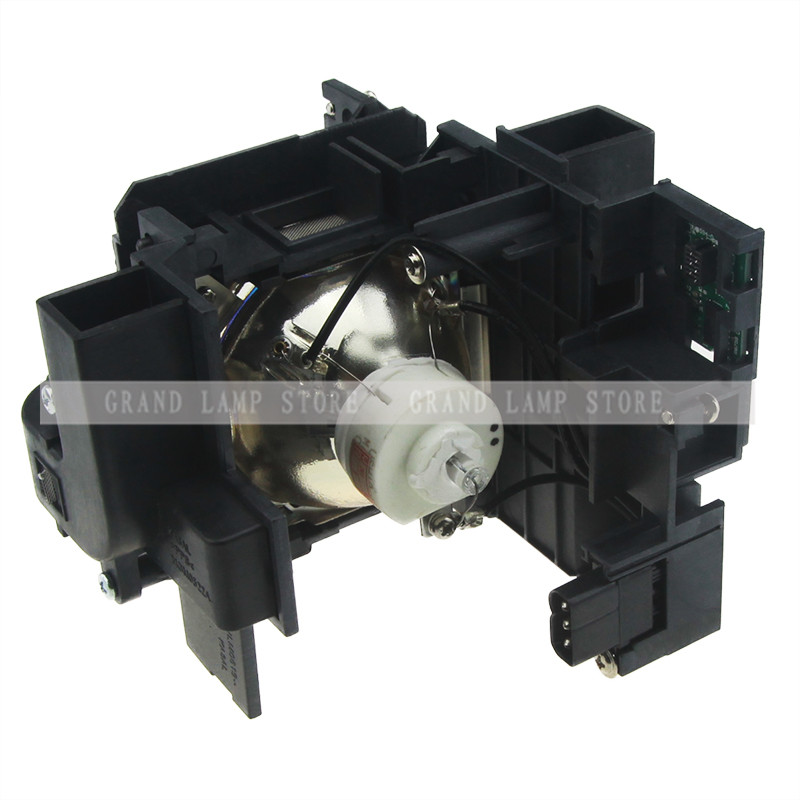 Replacement projector lamp with housing POA-LMP137 for PLC-XM100L/ PLC-XM100/PLC-XM80/PLC-XM80L/PLC-WM4500/XW4500L/XM5000 for plc xp200l plc xp200 with housing