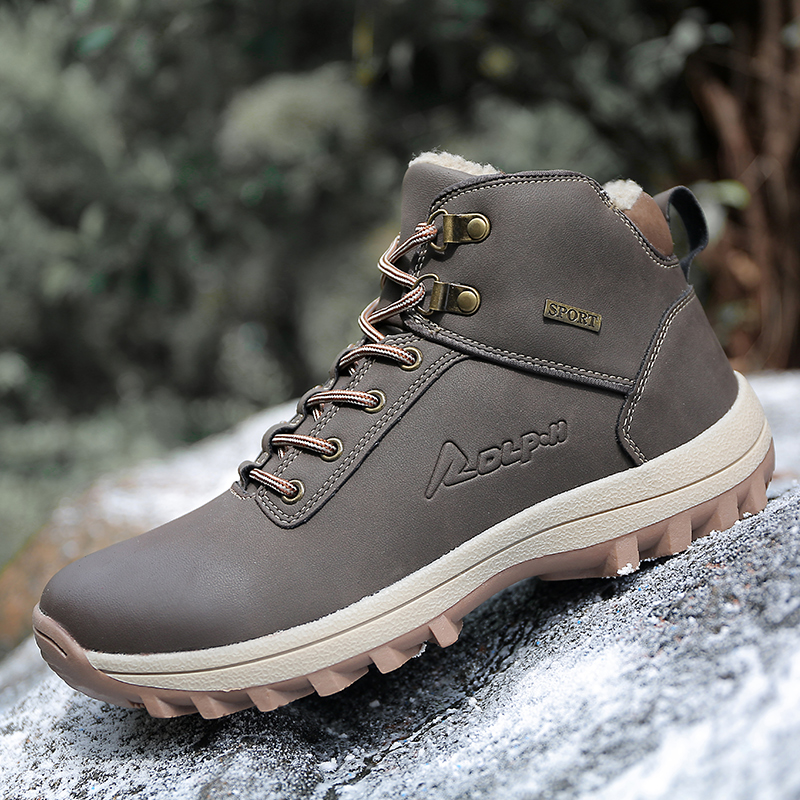 Outdoor Hiking Shoes Winter Boots