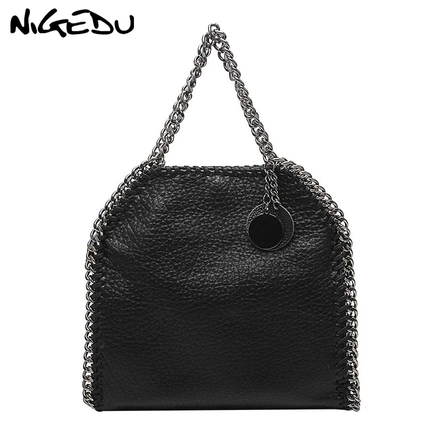 Women Handbag Small Soft PU Leather Female Shoulder Bag brand design Weaving Chain Crossbody Messenger Bag Ladies Clutches black cute women s crossbody bag with weaving and banana shape design