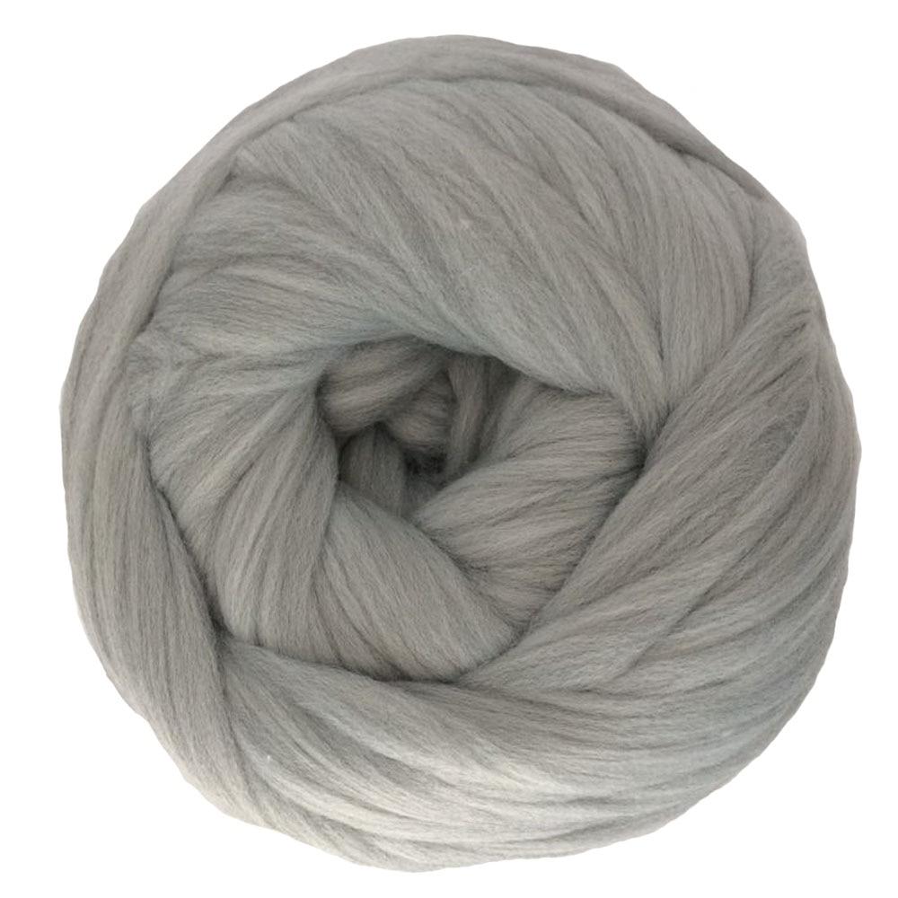 New Chunky Knit Blanket Yarn Super Soft Bulk Roving Merino Wool Yarn