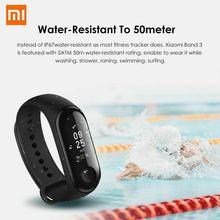Xiaomi Mi Band 3 Smart Bracelet Mi Band 3 Wristband Heart Rate Monitor Fitness Tracker 0.78