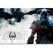 The Elder Scrolls V Skyrim Video Game Silk Fabric Poster Print 20*30 24x36 inches Wall Pitcures Home Room Decor(China)