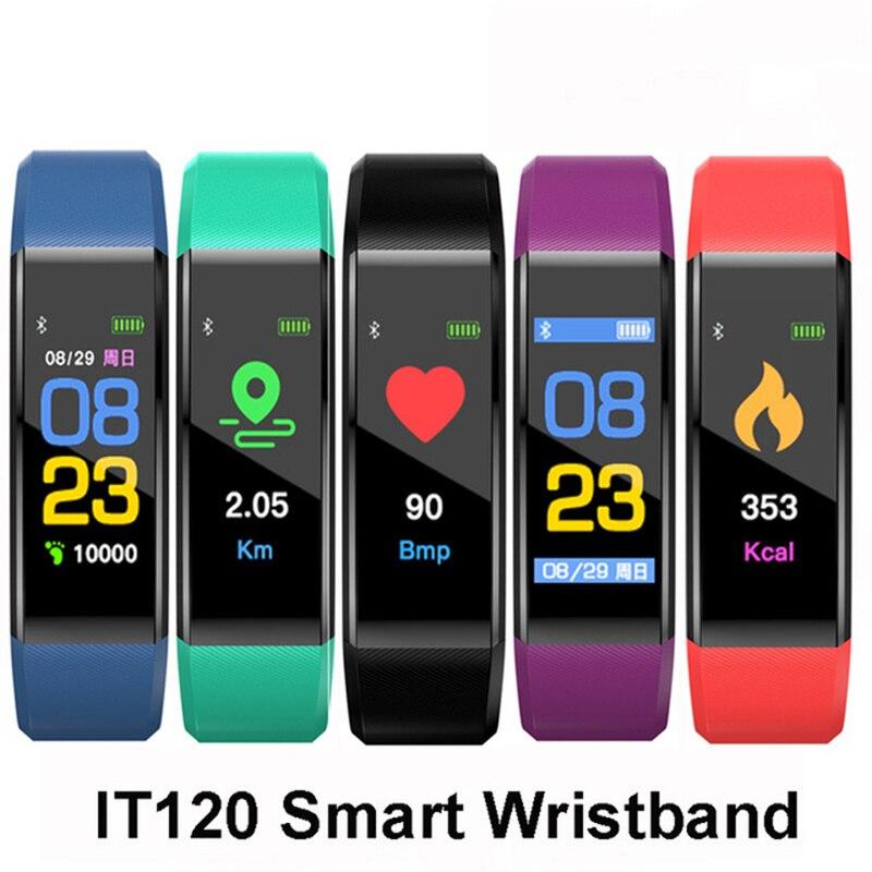 ID115 PLUS outdoor wasserdichte lauf abstand tracking calorie pedometer sport fitness uhr tracker herzfrequenz überwachung