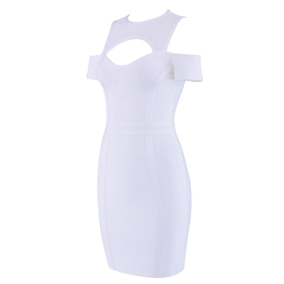 Adyce-Women-Summer-Bandage-Dress-2018-Sexy-White-Short-Sleeve-Bodycon-Lace-Vestidos-Knee-Length-Celebrity (3)