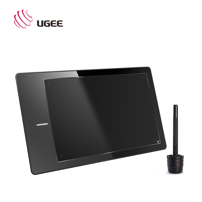 Ugee G3 Digital Tablet 9x6 2048 Level SilkScreen Graphics Drawing Tablet Micro USB Interface with Rechargeable Pen digital tablets 8 5 inch smart graphic drawing tablet 2048 level signature pad rechargeable pen ugee cv720 usb