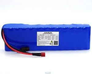 Image 3 - LiitoKala 48 v 5.2ah 13s2p גבוהה כוח 18650 סוללה אופנוע חשמלי רכב חשמלי סוללה DIY 48 v BMS הגנה