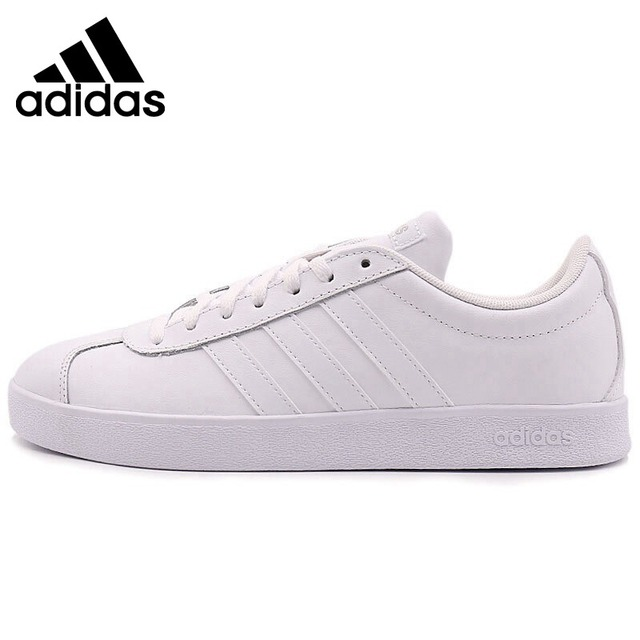 Original New Arrival 2018 Adidas Neo Label Vl Court 2 0 Women S Skateboarding Shoes Sneakers