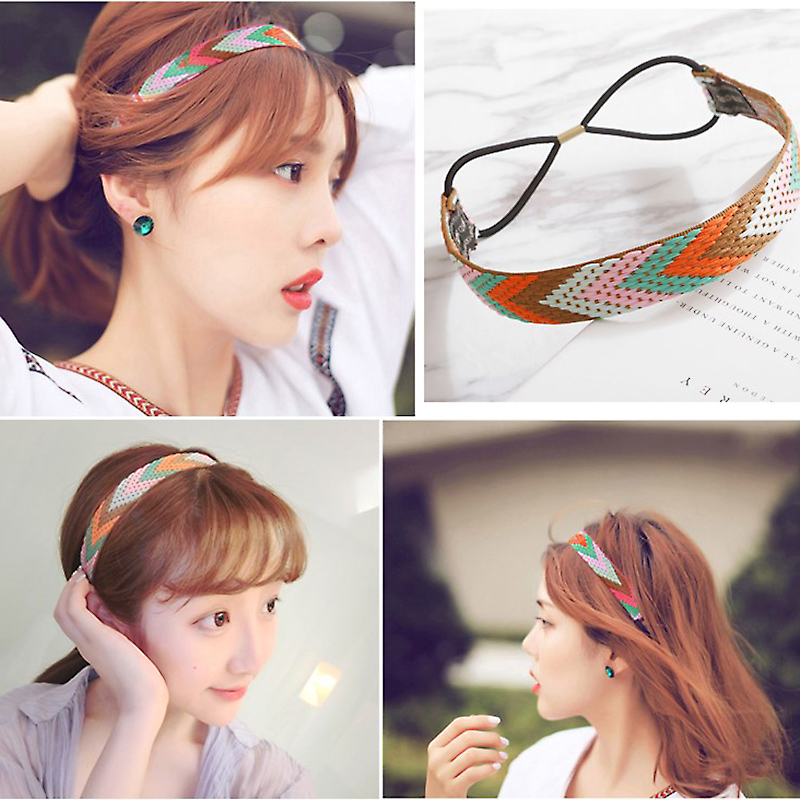Reasonable 1pcs Head Hoop Plastic Wave Shape Children Hair Headdress Lady Hairbands Hair Bands Hair Accessories For Women High Quality Mother & Kids Hair Accessories