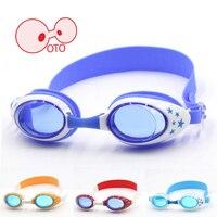 2016 Hot Sale Brand Designer Kids Professional Anti Fog UV Plating Goggles Boys GIrl Fashion Sports