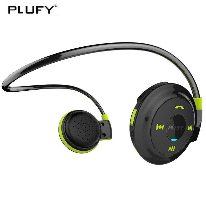 Auriculares Bluetooth PLUFY deportivos auriculares inalámbricos para correr Ecouteur Sans Fil auriculares Bluetooth