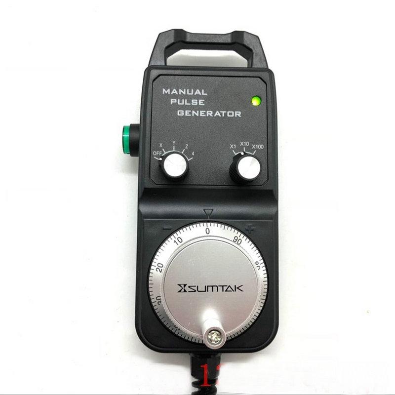 Станок с ЧПУ ручное колесо ACE 841 ACE 842 100 optcoder маховик MPG ручной импульсный генератор X1 X10 X100 соотношение - 6