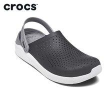 cacbb4eafc71f CROCS chaussures de sport sabot chaussures de plage pour hommes en plein  air chaussures légères pour