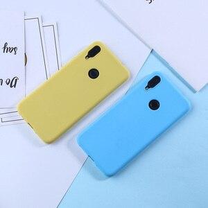 Image 4 - Solid Candy Color Case For Redmi Note 7 Cases For Xiaomi Mi 9 8 Lite Redmi Note 5A Prime Note 5 Pro 4X Luxury Cover For Redmi 4A