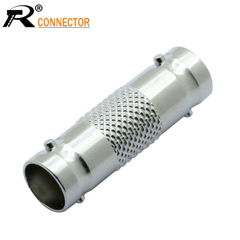 20 PCS BNC CCTV Coaxial Cable Coupler Adapter Connector Female RG59