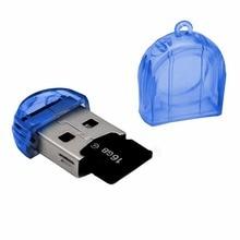 Мини USB 2,0 TF Nano картридер 2 микро-sd SDXC устройство чтения карт памяти ПИСАТЕЛЬ USB флэш-накопитель считыватели карт памяти