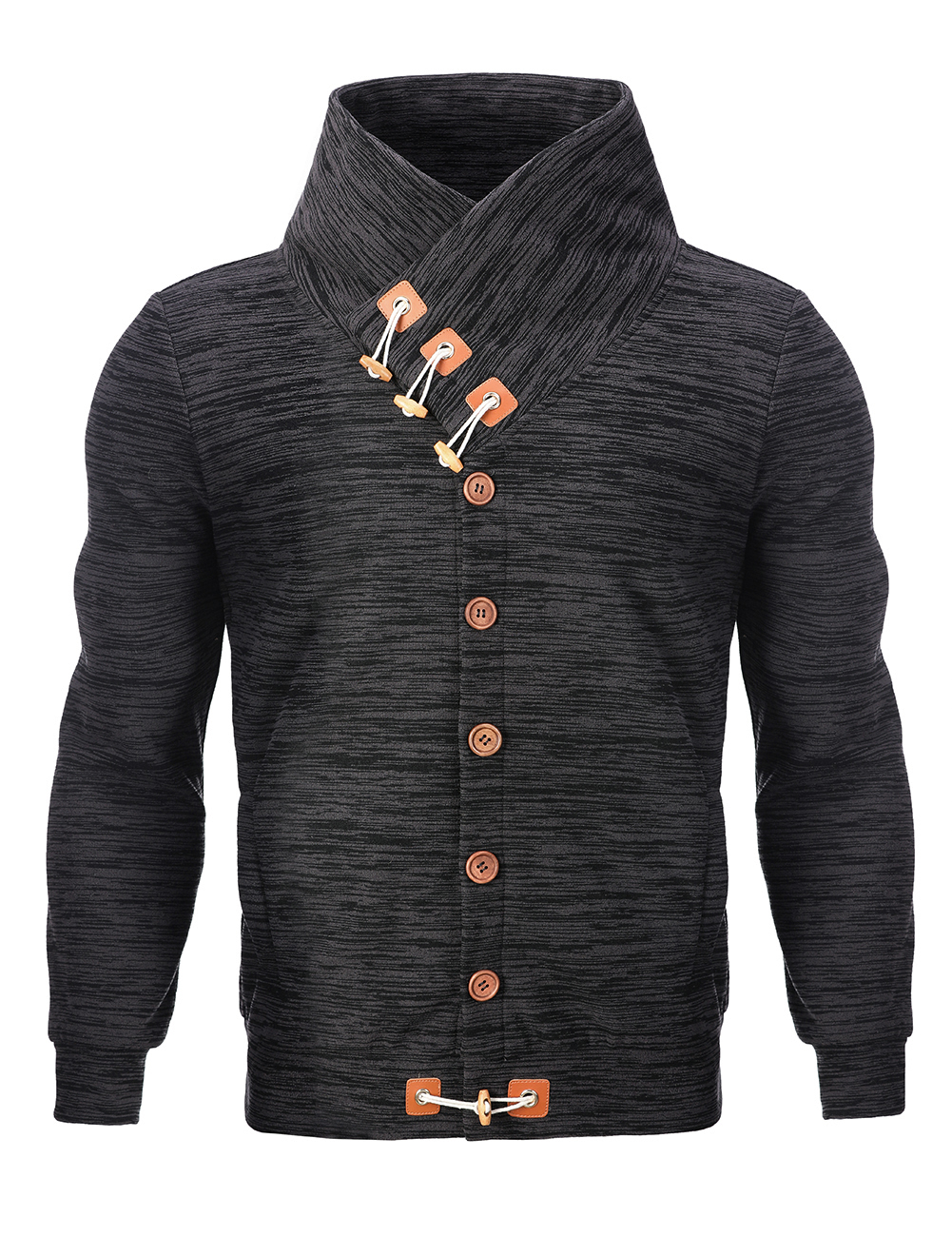 Necessaries Design Trendy Fleece Original Excellent Style Newest Chic Usable Mens Sweaters
