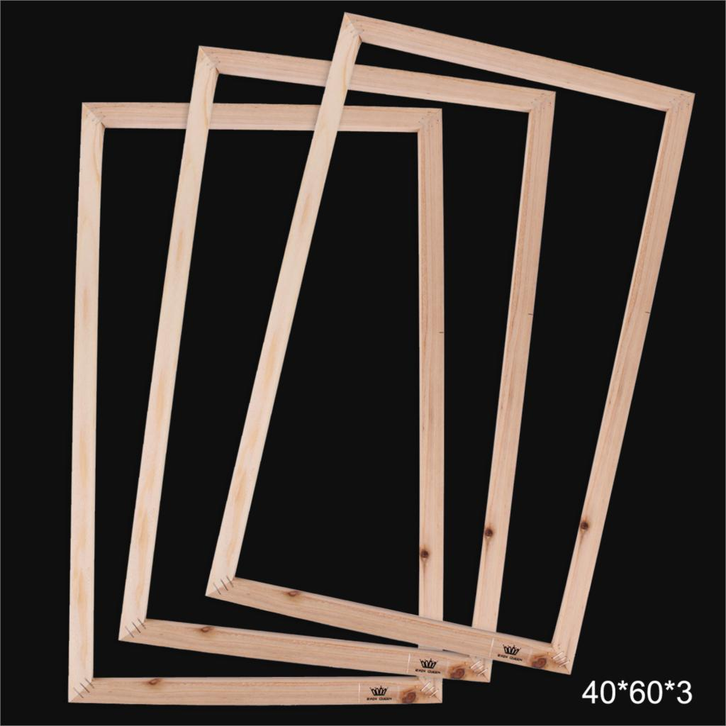 New Wooden Frames Set for Canvas Art/Oil Paintings/Pictures/Canvas ...