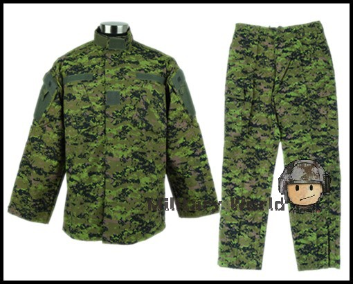 ФОТО Airsoft Tactical Military Army Paintball Outdoor BDU Special Force Uniform Shirt Pants Combat Hunting Clothes Canada Digi Camo