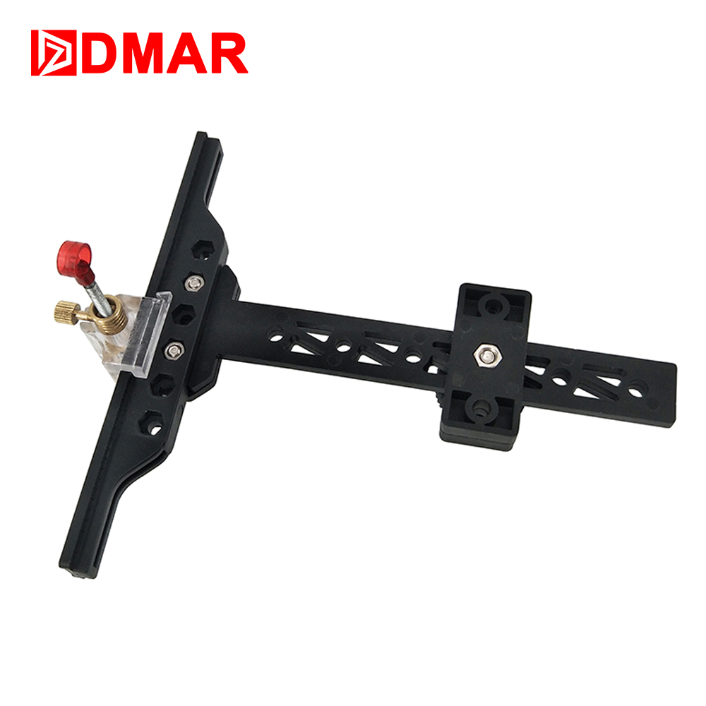 DMAR Recurve Bow Archery Stabilizer Balance Rod V Bar Damping Rod Shock Absorber Bow Hunting Accessories fid closed damping ball group rod shock absorber cap for lt 5t 1 set