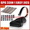 100%Original new  GPG EASY JIGS JPIN 33IN 1 For Riff box,SAM  pro jtag Box,Easy JTAG Box