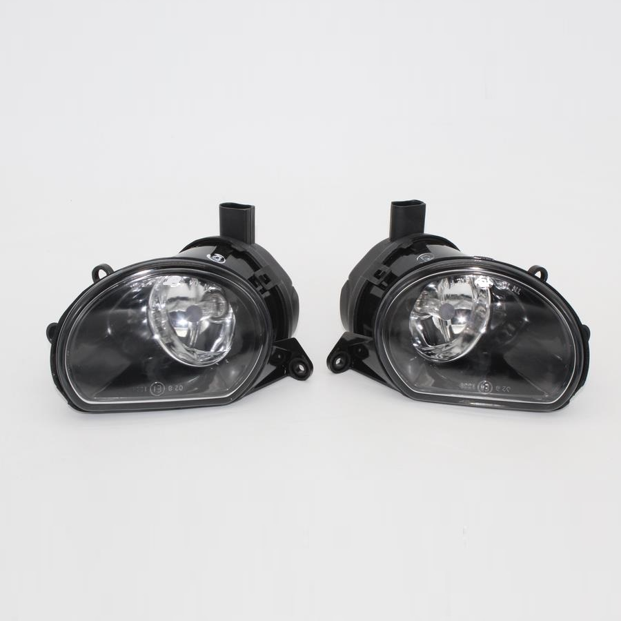 2pcs Car Light For Audi Q7 2006 2007 2008 2009 Car-styling Front Halogen Bumper Fog Lamp Fog Light front fog lights for nissan qashqai 2007 2008 2009 2010 2011 2012 2013 auto bumper lamp h11 halogen car styling light bulb