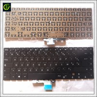French Azerty keyboard for ASUS VivoBook A15 A510 A510UA A510UF A510UN A510UQ A510UR FR laptop