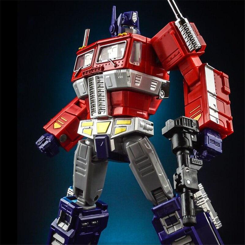 KBB Kubianbao 19CM Cool Transformation Boy Toys Anime MP10V G1 Alloy Robot Car Action Figure Model