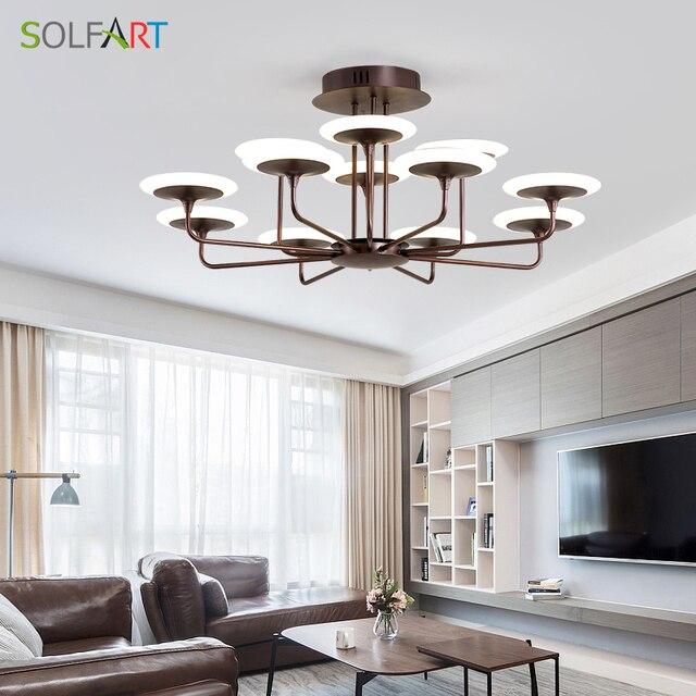 Im Angebot LED Decke Licht Leuchte Moderne Lampe Wohnzimmer ...