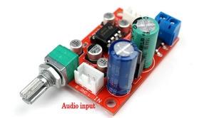 Image 5 - 12V 24V NE5532 OP AMP HIFI Amplifier Preamplifier Volume Tone EQ Control Board