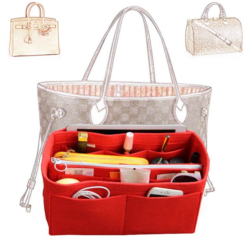 Insert, Customizable, Pocket, Diaper, Bag, Tote