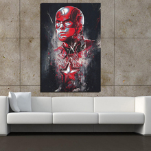 Avengers Endgame 2019 Filmweb Canvas Painting Prints Bedroom Home Decoration Modern Wall Art Posters Pictures Framework