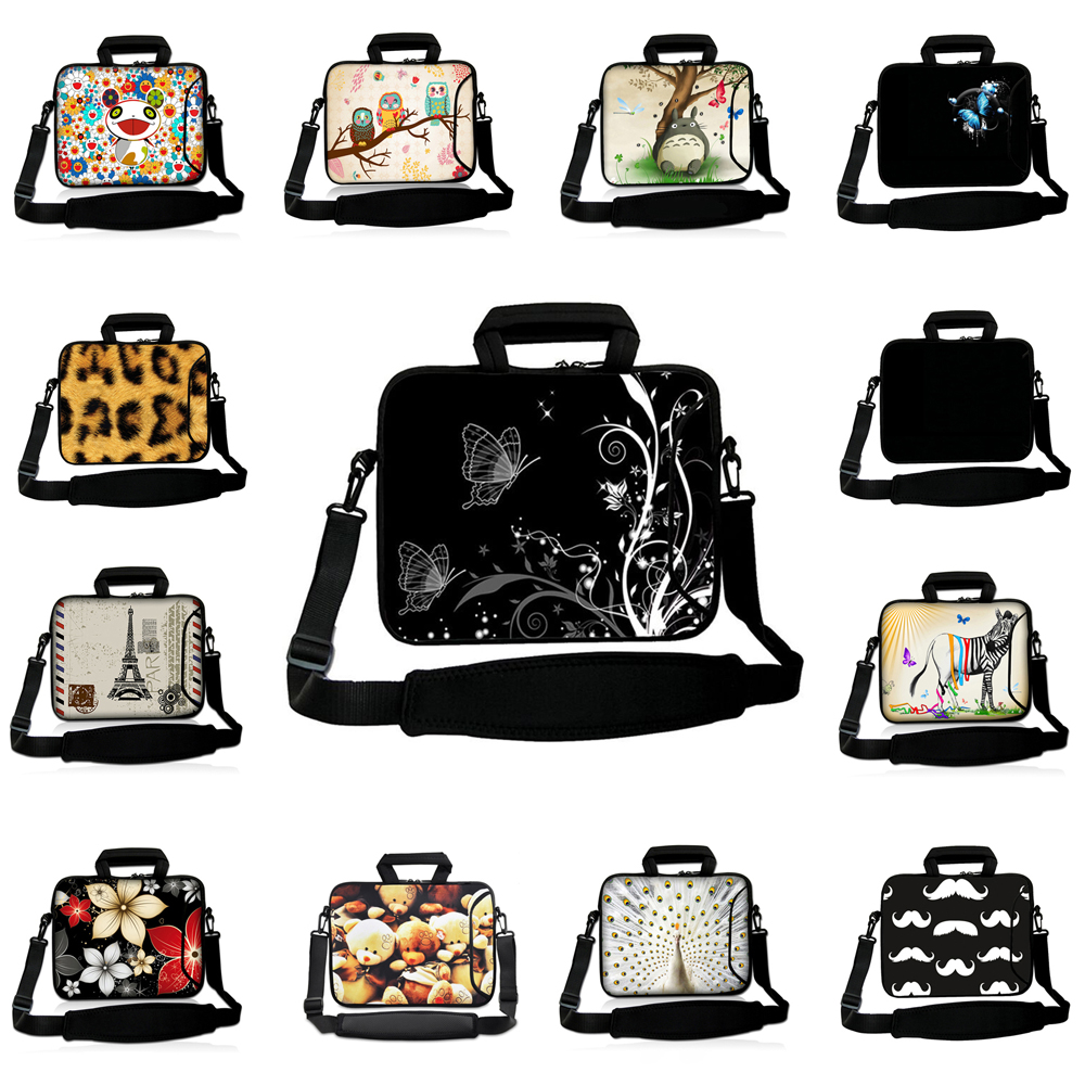 Women Bag For Notebook 10 Laptop Bag 15.6 16 17 14.1 13.3 12 Ultrabook Briefcase Netbook Messenger Bags Cases For Chuwi Xiaomi