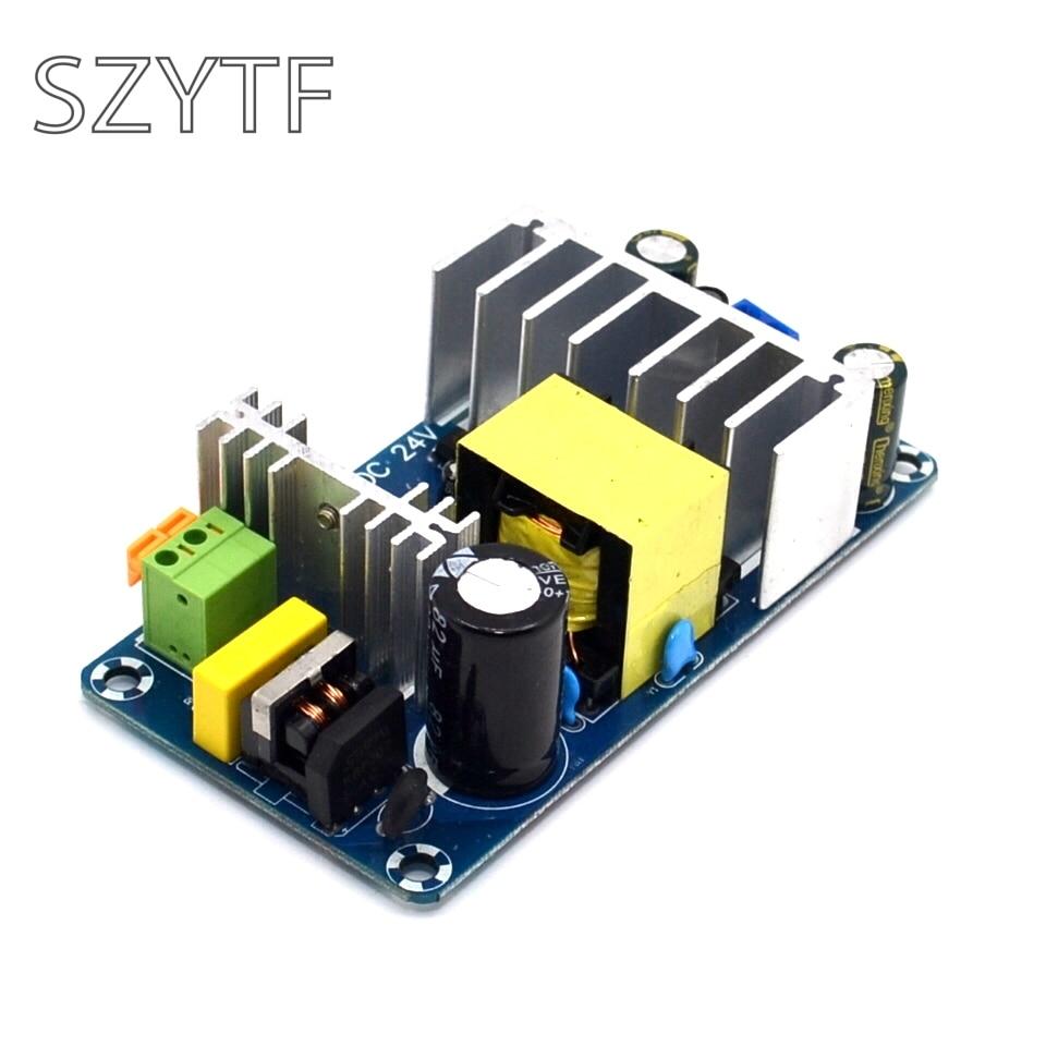 100 W 4A a 6A 24 V DC Fuentes de alimentación conmutada tabla estable alta potencia AC DC módulo de alimentación transformador