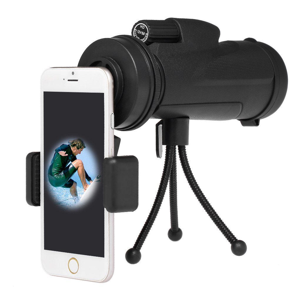 Smartphone Photography Adapter Mount Bracket Connector for Spotting Scope Monocular Birdwatch Universal Phone Adapter Mount in Monocular Binoculars from Sports Entertainment