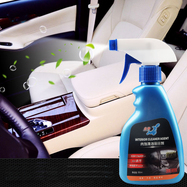 Superior Car Interior Cleaning Agent Car Wash Liquid In Addition To Plastic Foam  Detergent Asphalt Glass Wheels