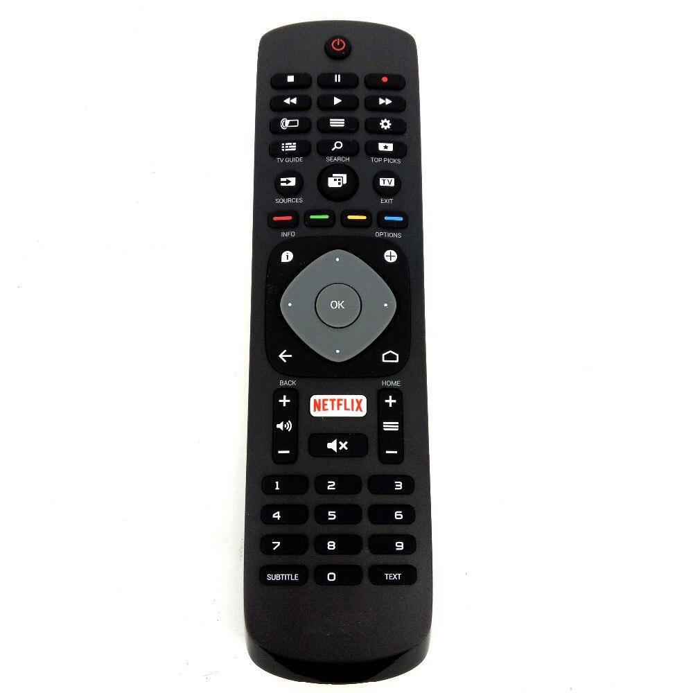 NEUE Original Fernbedienung FÜR PHILIPS HOF16H303GPD24 TV NETFLIX Fernbedienung 398GR08BEPHN0011HL für 43PUS6262/12