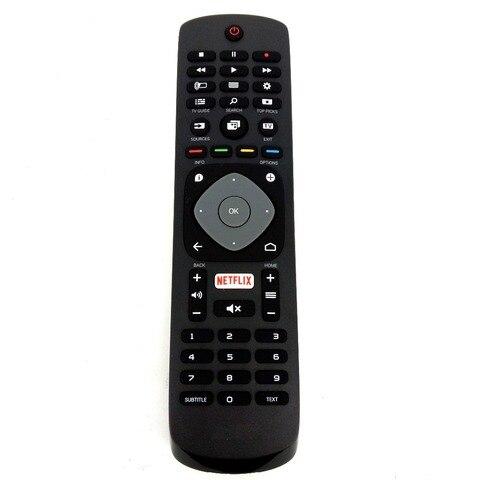 NEW Original Remote Control FOR PHILIPS HOF16H303GPD24 TV NETFLIX Fernbedienung 398GR08BEPHN0011HL for 43PUS6262/12 Pakistan