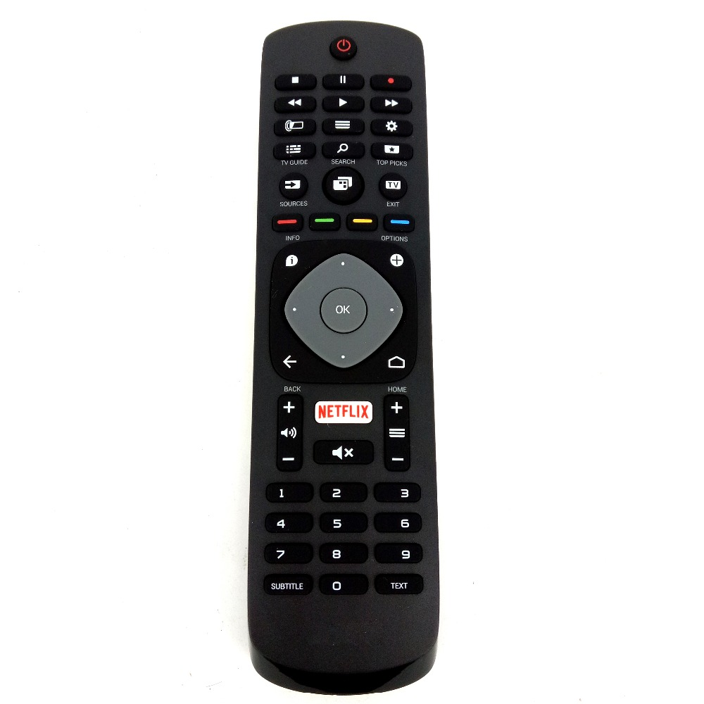 Nuevo original Control remoto para Philips hof16h303gpd24 TV Netflix fernbedienung 398gr08bephn0011hl