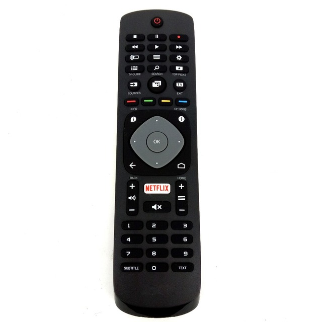 Nuovo telecomando originale per la TV PHILIPS k316h303gpd24 NETFLIX Fernbedienung 398GR08BEPHN0011HL per 43PUS6262/12