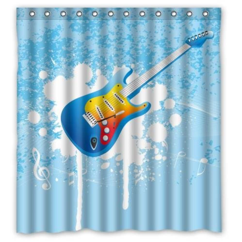 Music Note Curtain