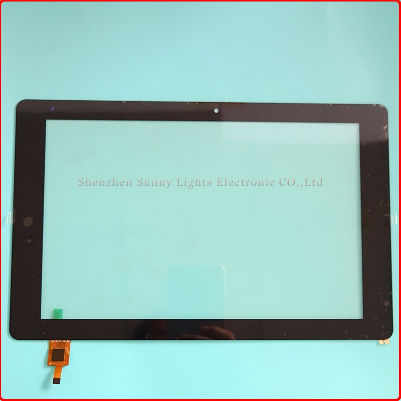 For FPC-10A24-V03 10.1 Inch New Touch Screen Panel Digitizer Glass Sensor Repair Replacement Parts Free Shipping цены онлайн