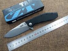 Cuchillos Plegables tácticos 0562 ELMAX Stonewash G10 de La Lámina Flipper Cojinete De Bolas Que Acampa Cuchillo de la supervivencia Herramientas Al Aire Libre