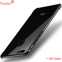 Huawei Honor 8 Pro Case Toraise Brand High Quality Metal Aluminum Back Cover Case For Huawei