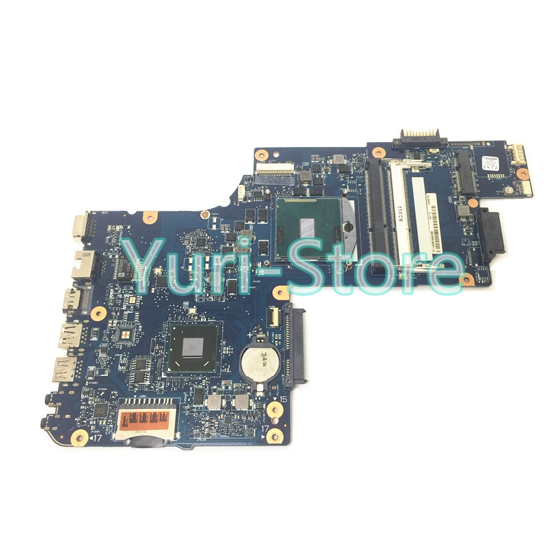 NOKOTION New H000052730 Laptop Motherboard for Toshiba Satellite C850 C855 L850 L855 C850-1HE C850-1CW HM70 Mainboard free cpu, цена и фото