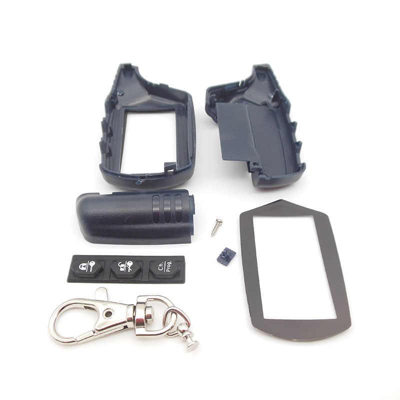 FX7 porte-clés pour KGB FX-7 boîtier porte-clé pour KGB fx7 télécommande de voiture bidirectionnelle