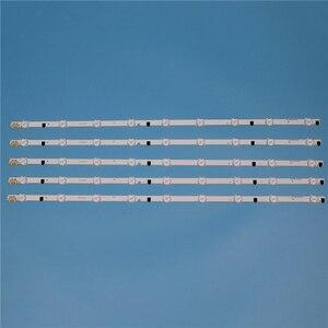 Image 5 - 5Piece LED Bars For Samsung UE32F5000AK UE32F5000AS UE32F5000AW Version 03 TV Backlight LED Array Strip Light Matrix Lamps Bands