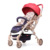 Bair cochecito de bebé de dos vías plegable portátil ultra-ligero paraguas coche carro cochecito de bebé de coche de verano de viaje portátil ligero