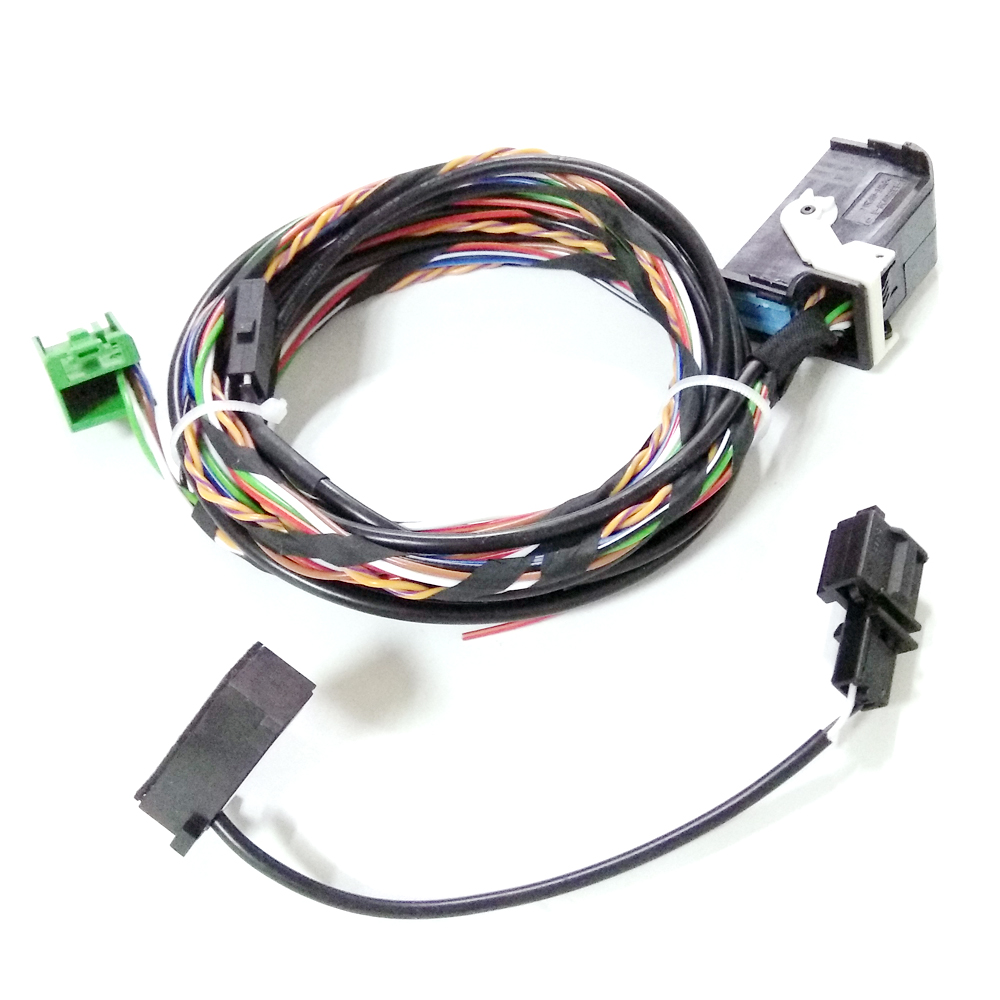 Bluetooth Wiring Harness Cable Kit For Vw Golf Jetta Passat Rcd510 Wire Rns510 In Car From Automobiles Motorcycles On Alibaba