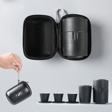 TANGPIN black crockery ceramic teapot teacups a tea sets por