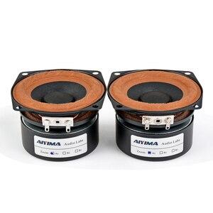 Image 5 - AIYIMA 2Pcs 2.5inch 15W Audio Portable Speakers 4Ohm 8Ohm  Full Range Hifi Bass Mini Speaker DIY For Home Theater